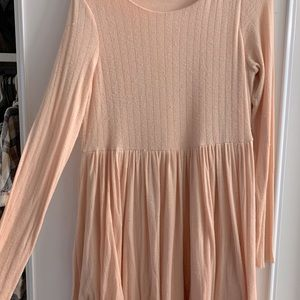 urban Outfitters dress pink